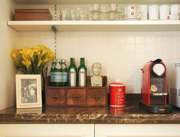 เปิดบ้านสไตล์ Vintage - Industrial เล็ก ๆ