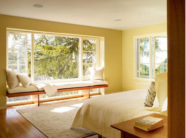 30 ที่นั่งริมหน้าต่างเก๋ ๆ เพิ่มจุดเด่นให้ห้องสวย