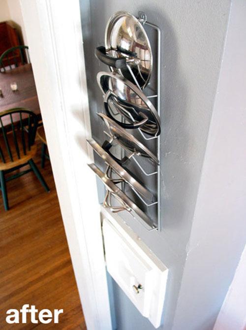 10 ไอเดียจัดระเบียบบ้านด้วยการดัดแปลงของใช้