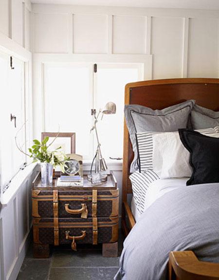20 โต๊ะข้างเตียงเก๋ ๆ ให้ห้องนอนสุดเริ่ด