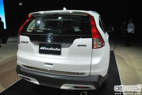 New Honda CR-V พร้อมจำหน่ายในไทยเป็นที่เรียบร้อยแล้ว