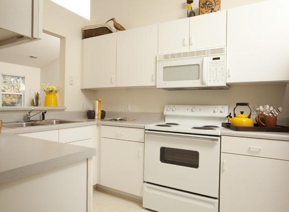 20 ตัวอย่างห้องครัวขนาดเล็กกะทัดรัด