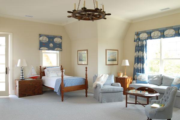 50 ห้องนอนสีฟ้าสวยชวนเคลิ้ม