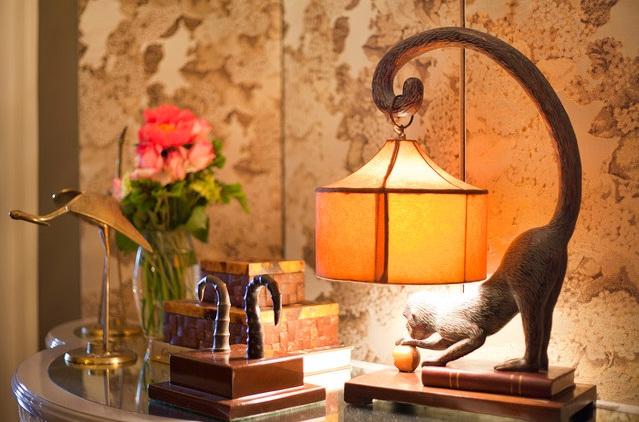 20 โคมไฟตั้งโต๊ะไอเดียเก๋ สวยไม่ซ้ำใคร