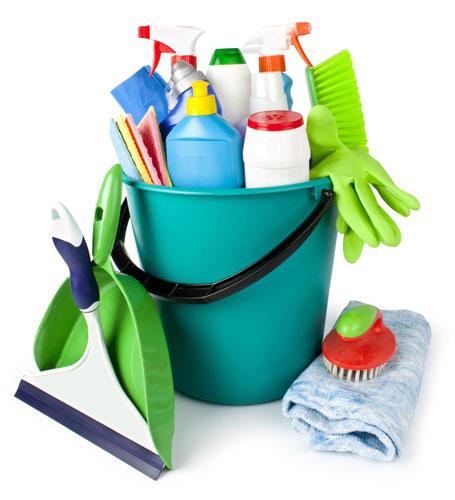 10 สิ่งใกล้ตัวที่กลายเป็นเครื่องมือทำความสะอาดได้