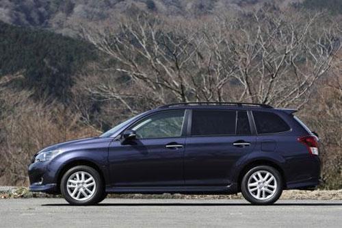 ยลโฉมก่อนใคร รถใหม่จากโตโยต้า ปี 2013