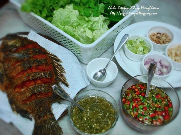 แซ่บสะเด็ด! เมี่ยงปลาทู สูตรน้ำจิ้มหอมแดง