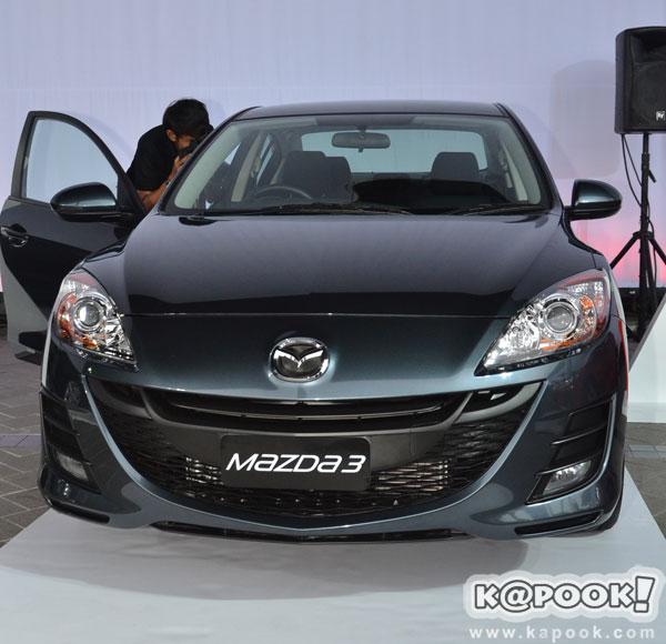 เปิดตัว All New Mazda 3 1.6L และ Mazda 2 รุ่นปรับโฉมใหม่