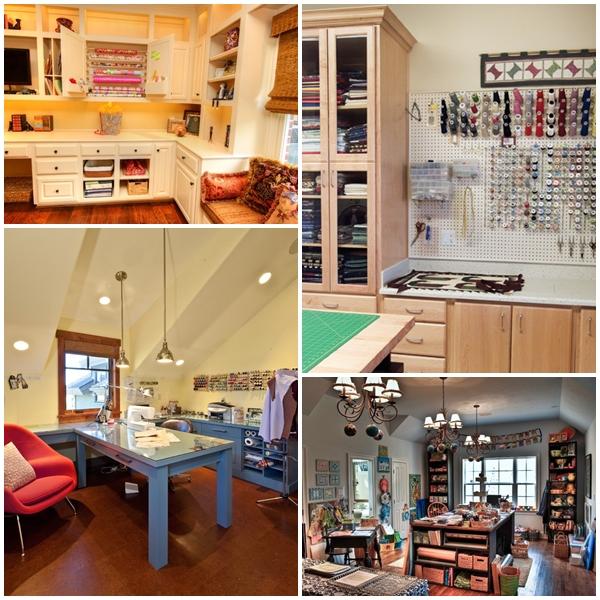 Craft Room น่ารัก ๆ สำหรับคนรักงานฝีมือ