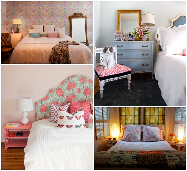 30 ห้องนอนวินเทจสวยชวนฝัน