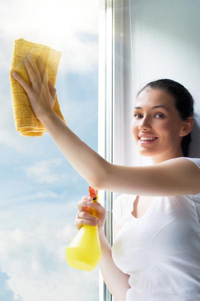 ทำความสะอาดกระจกให้ใสปิ๊ง เหมือนมืออาชีพมาเอง