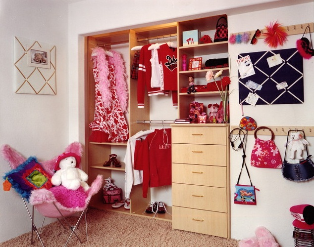 20 แบบตู้เสื้อผ้าเด็กน่ารัก ๆ สำหรับเจ้าตัวน้อย