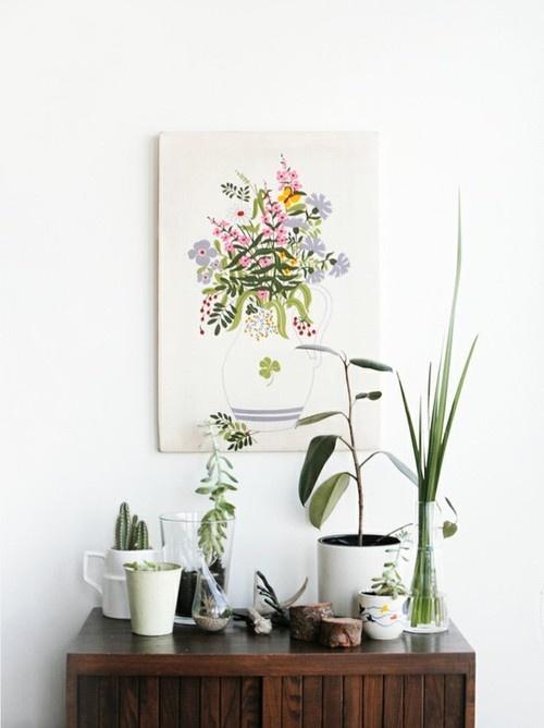 วิธีดูแลสวนในร่ม ง่ายนิดเดียวเอง