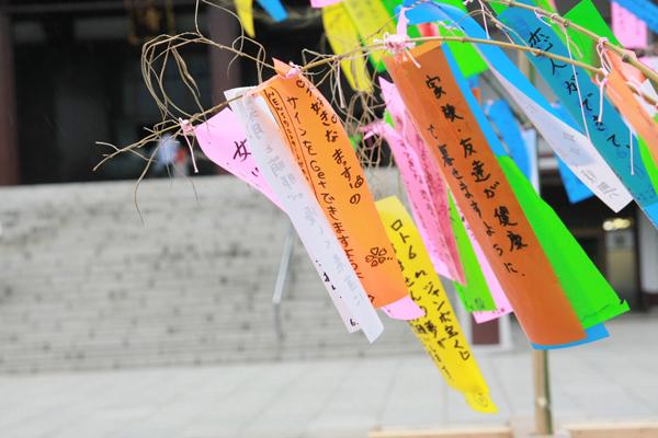 ทานาบาตะ เทศกาลขอพรจากดวงดาวของประเทศญี่ปุ่น