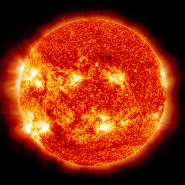 ดวงดาวที่ใหญ่ที่สุดในจักรวาล
