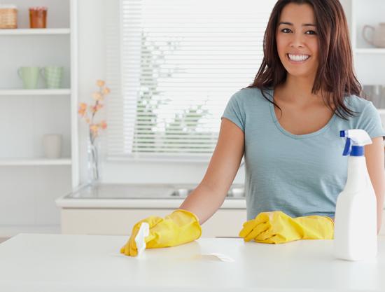 วิธีทำความสะอาดบ้านใน 7 วัน