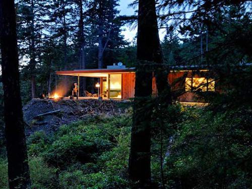 สุดยอดงานออกแบบบ้านรักษ์ธรรมชาติแห่งปี 2012