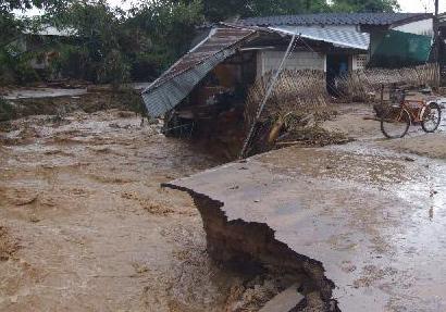 ฝนตกทั่วประเทศร้อยละ 70-90 ระวังอันตราย 6-7 กย.
