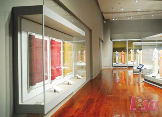 พิพิธภัณฑ์ผ้า ในสมเด็จพระนางเจ้าสิริกิติ์ พระบรมราชินีนาถ