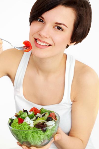 เคล็ดลับดูเด็กลงได้ ด้วยผักและผลไม้