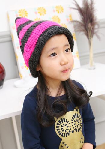 หมวกไหมพรมเด็ก