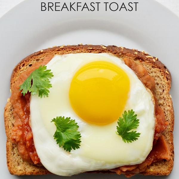 21 ไอเดียทำอาหารเช้า จากขนมปังปิ้ง เพิ่มพลังงานสุดอร่อย