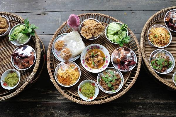 Nederland Thai Restaurant Menu