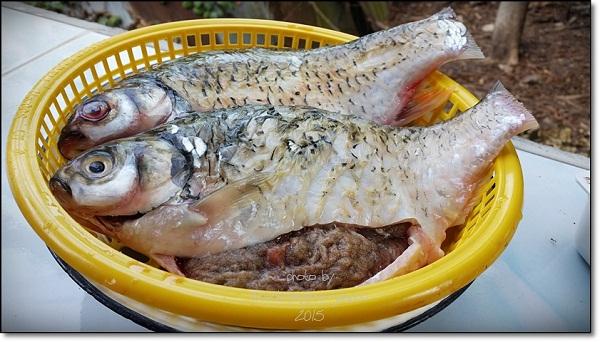 ปลาตะเพียนต้มเต้าเจี้ยว