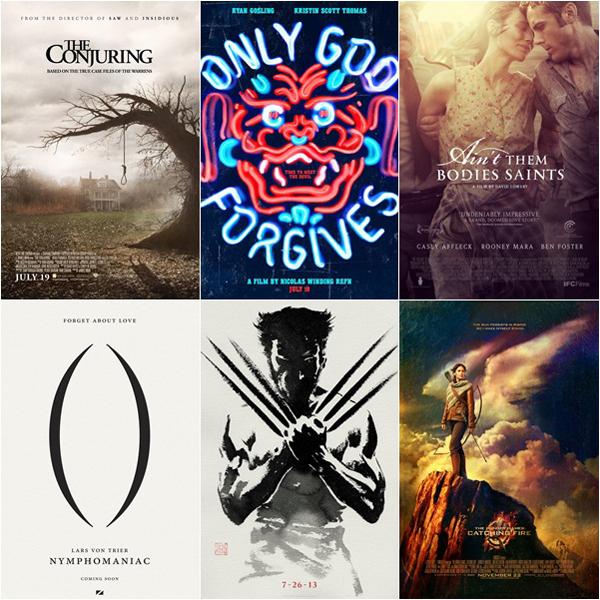มาดูกัน ! 20 โปสเตอร์หนังดีที่สุดในปี 2013