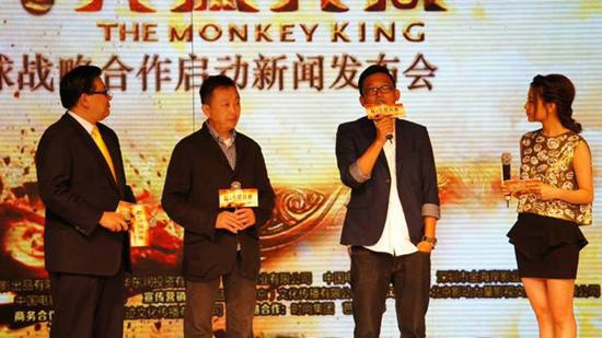 ดอนนี่ เยน นำทีมนักแสดงเปิดตัว ไซอิ๋ว 3D ตอนกำเนิดราชาวานร