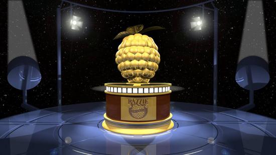 ประกาศแล้ว รายชื่อผู้เข้าชิงรางวัลหนังยอดแย่ 2013 Razzie Award
