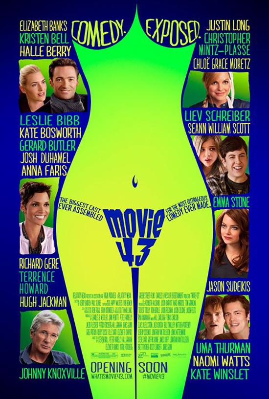 ประกาศแล้ว ! รางวัลภาพยนตร์ยอดแย่ Razzie Award 2014
