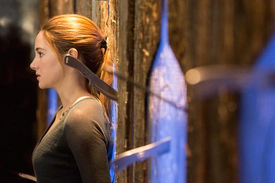 Divergent สงคราม 5 มนุษย์กลุ่มสุดท้ายแห่งอนาคต