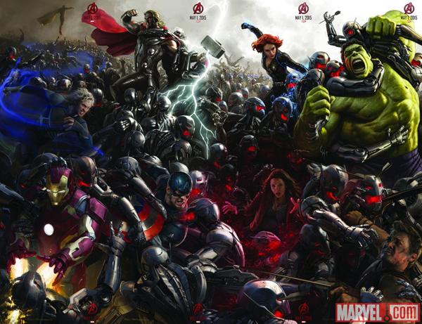 เผย เรื่องย่อ Avengers : Age of Ultron เผชิญภัยคุกคามจากอัลตรอน