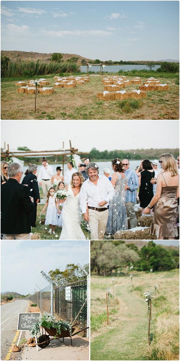 งานแต่งธีมธรรมชาติ
