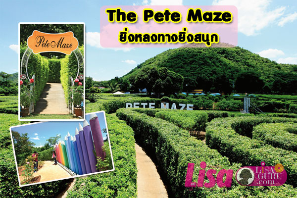 The Pete Maze