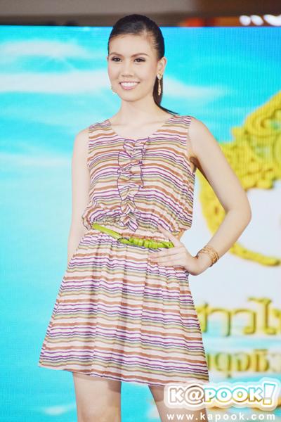 นางสาวไทย 2555