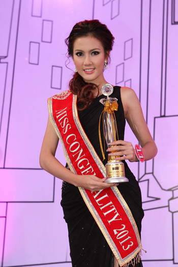 Miss Motor Show 2013