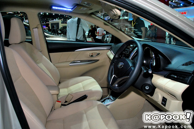 All New Toyota Vios 2013