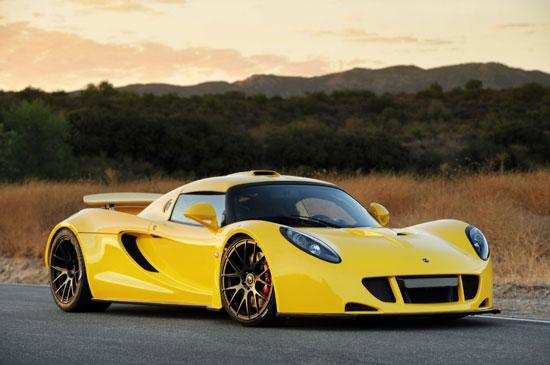 สุดยอดรถยนต์ที่ทำความเร็วได้ดีที่สุดในโลก