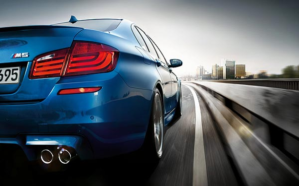 All New BMW M5