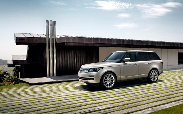Range Rover 2013 SUV