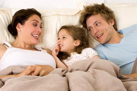 ทำอย่างไรให้ความรักยังคงอยู่แม้ต้องเลี้ยงลูกไปด้วย