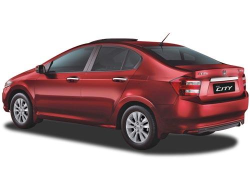 New Honda City CNG เตรียมเปิดตัวปลายสิงหาคมนี้