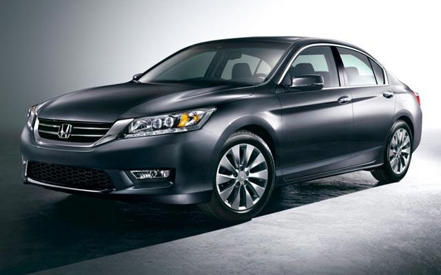 เผยโฉมคอนเซ็ปท์คาร์ Honda Accord 2013