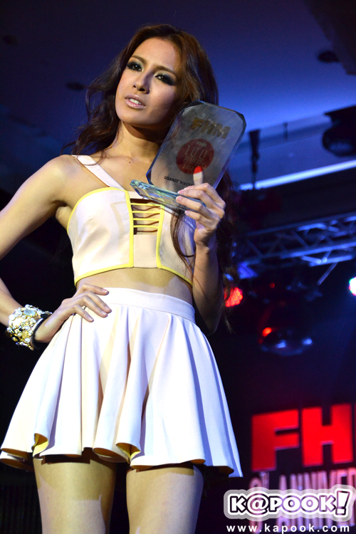 fhm 2012 เซ็กซี่ที่สุดแห่งปี 2012 FHM