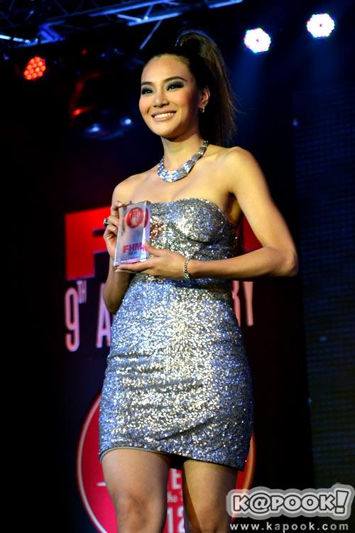 รางวัลเซ็กซี่ที่สุดแห่งปี 2012 FHM