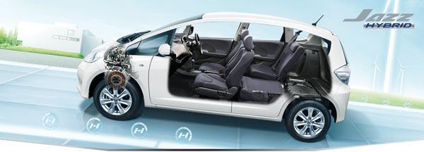 Honda Jazz Hybrid เปิดตัวแล้ว พร้อมราคา