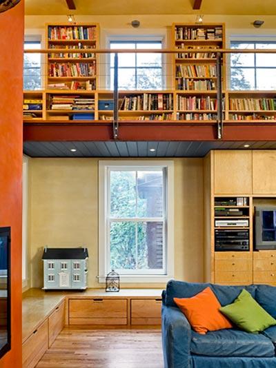 20 ชั้นหนังสือแจ่ม ๆ เติมเต็มบ้านสวยของคุณ