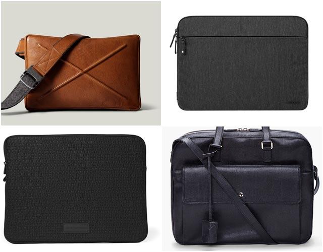 กระเป๋าและเคสใส่โน๊ตบุ๊คดีไซน์เท่ ทันสมัย โดนใจคนทำงาน